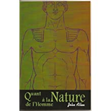Quant à la Nature de l'Homme (French Edition)