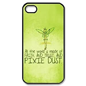 RebeccaMEI Custom Your Own Personalised Peter Pan Iphone 4 4S Best Durable Hard Cover Case