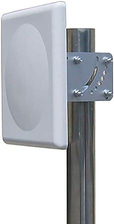 Cablematic - Antena de panel de 5.x GHz y 20 dBi: Amazon.es ...
