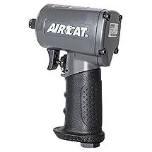 """AIRCAT 1055-TH Compact 1/2"""" Impact, Small, Grey"""