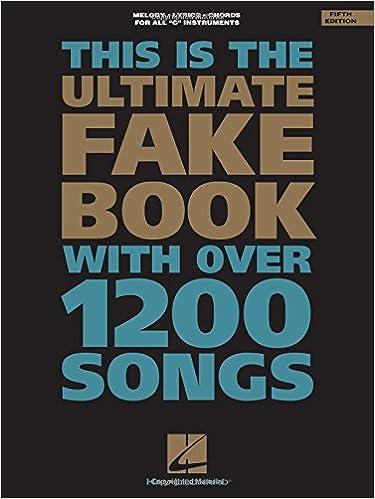 Hal Leonard Book
