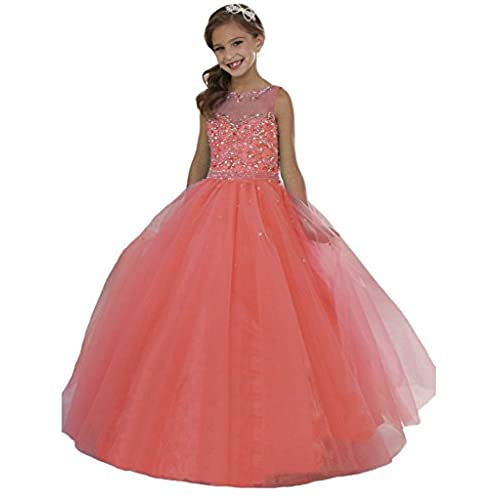 Pageant Dresses for Kids: Amazon.com