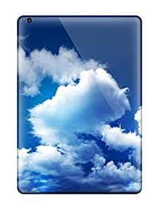 For Ipad Air Protector Case Cloudy Sky Phone Cover