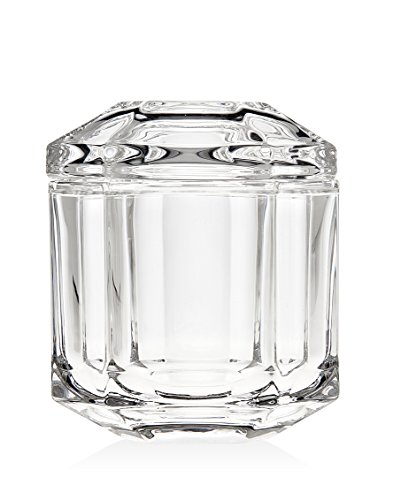Symmetry Crystal Covered Dish