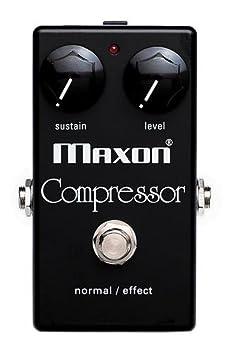 Review Maxon CP101 Compressor Guitar