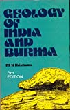 Geology Of India And Burma, 6/E(Pb-2016)