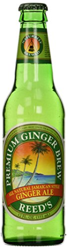 (Reed's, Premium Ginger Brew, 12 oz (Pack of 4))