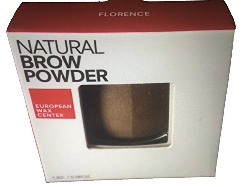 Natural Brow Powder   Florence  0 06 Oz   1 8 G