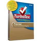 Software : TurboTax Premier 2012