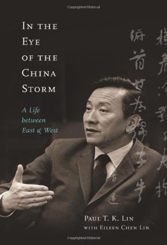 In the Eye of the China Storm: A Life Between East and West (Footprints)