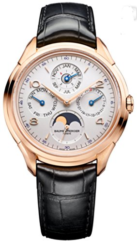 Mens-Baume-Mercier-Clifton-Rose-Gold-Perpetual-Calendar-Watch-10306