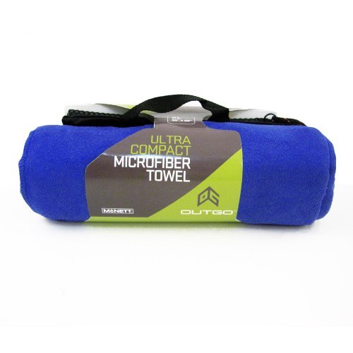 MicroNet Suede Ultra Compact Microfiber Cobalt product image