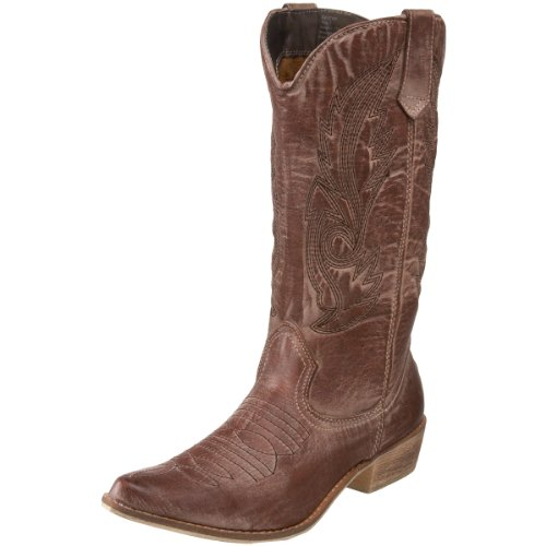 - Coconuts By Matisse Women's Gaucho Boot,Brown,8 M US