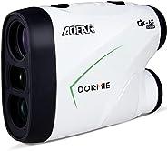 AOFAR GX-6F Golf Rangefinder, Pin-Seeker & Scan & Flag-Lock & Vibration, 500 Yards High-Precision