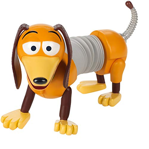 Slinky Dog Toy - Disney Pixar Toy Story Slinky Figure, 4.4