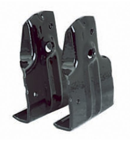 Saris Roof (Saris Automobile Roof Rack Attachment Clip Set (80) by Saris)