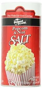 Popcorn & Nut Salt - 24 oz