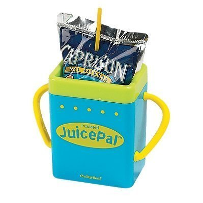 One Step Ahead Juice Pal Insulated Juice Box (Sippy Pal)