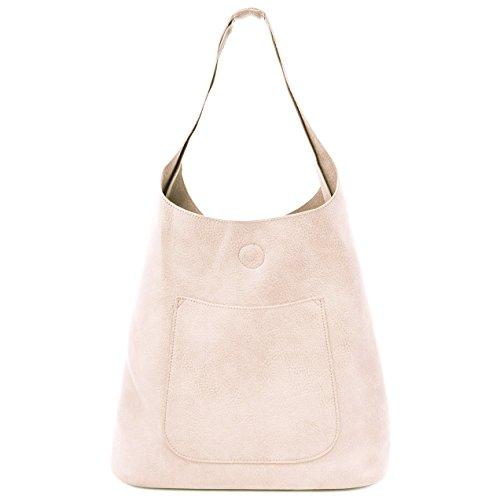 Hobo Barely Susan Pink Molly Joy Handbag Slouchy q8tqzX