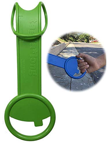 (tagalong Handle Stroller Accessory: Keep Kids Close! Provides Fun Spot for Little Hands and Supports Their Independence. Works on Almost Any Stroller as Well as Shopping Carts and More!)