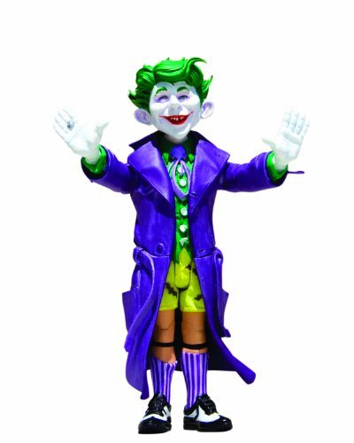 DC Collectibles Just-Us League of Stupid Heroes Series 3: Alfred as Joker Action Figure ()