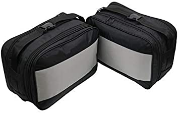 Passgenau Kofferinnentaschen 1 Paar Für Bmw Vario Koffer Modelle F650 Gs F700 Gs F800 Gs R1200 Gs Motorrad Auto