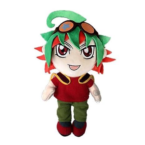 Sakami Merchandise Yu-Gi-Oh! Arc-V Plush Figure Yuya Sakaki 30