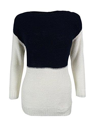 Ralph Lauren Women's 3/4 Sleeves Sweater (S, Capri -