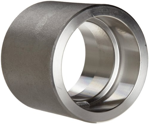 316/316L Forged Stainless Steel Pipe Fitting, Coupling, Socket Weld, Class 3000, 1/8