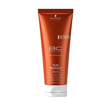 Schwarzkopf Bonacure Sun Protect Shampoo 1er Pack 1x 02 L