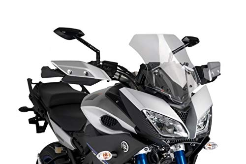 15-17 YAMAHA FJ-09: Puig Z Racing Windscreen (CLEAR)