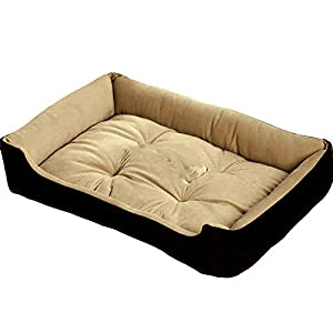 Gorgeous Luxurious Velvet Pet Bed For Dogs & Cats (Export Quality)- Medium