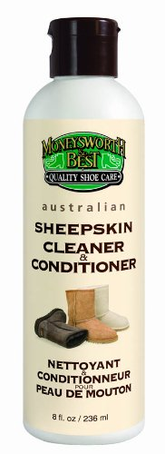 Amazon.com: Moneysworth & Best Sheepskin Cleaner & Conditioner ...