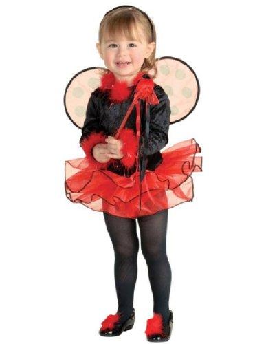 [Lil' Ladybug Costume - Toddler] (Ladybug Costumes Accessories)