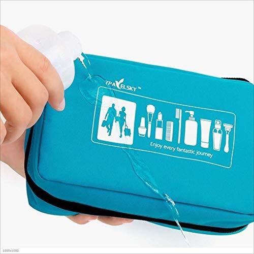 capacit all'aperto impermeabili portatili e Grande Cosmetici per uomini Bag stoccaggio Washing Ddhzta Forniture donne Travel Travel di DI2EHW9