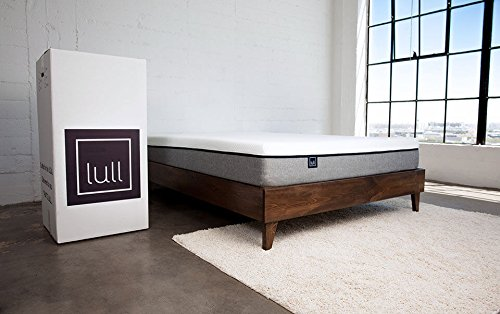 Lull Queen Mattress 3 Layers Of Premium Memory Foam
