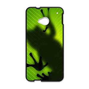 Zero Popular Frog Cell Phone Case for HTC One M7