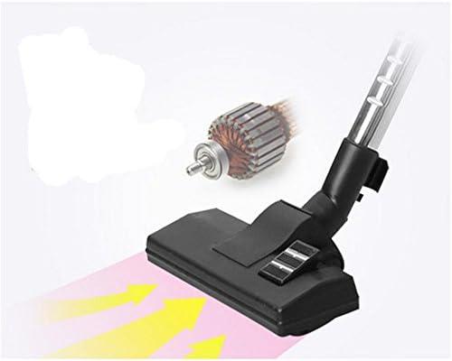 QMMCK Aspirateur sans Aspirateur sans Sac 1600w processus de peinture de piano contrôle multi-gamme longue durée de vie