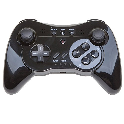 PowerLead Wpad PGP001 Classic Gampad Pro Wireless Gaming Controller for Wii U