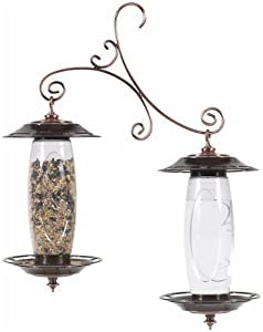 Perky-Pet 737 Garden Sip & Seed Feeder Special Offers