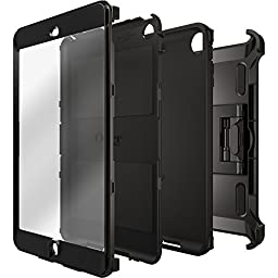 OtterBox Defender Series Case for iPad 2/3/4, Black, Retail Packaging (77-18640)