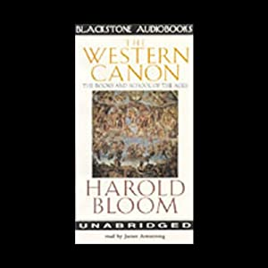 The Western Canon Audiobook