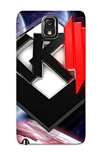 Catenaryoi Hot Tpye Skrillex Case Cover For Galaxy Note 3 For Christmas Day's Gifts