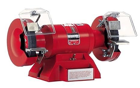 Astounding Milwaukee 4995 4 Amp Bench Grinder Power Bench Grinders Inzonedesignstudio Interior Chair Design Inzonedesignstudiocom