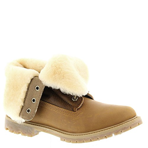 Timberland Womens Authentics Shearling Fold Down