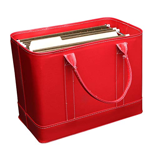 Chic File Organizers (Red)