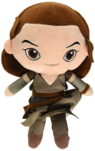 Funko Galactic Plushies: Star Wars Episode VIII The Last Jedi Rey Plush Figure