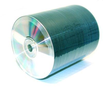 Mediaxpo Brand 6,000 Grade A 52x CD-R 80min 700MB Shiny Silver (Shrink Wrap)