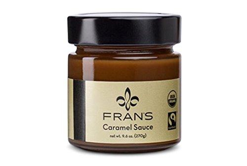 Fran's Caramel Sauce, 11 oz by Fran's Chocolates