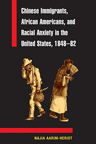 Chinese Immigrants, African Americans, and Racial Anxiety in the United States, 1848-82 (Asian American Experience)